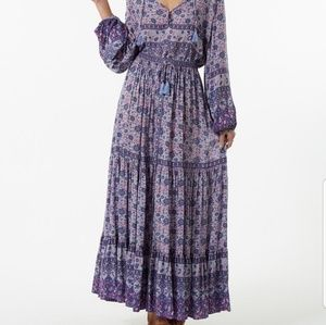 Spell Designs Kombi Maxi Skirt Lavender Small